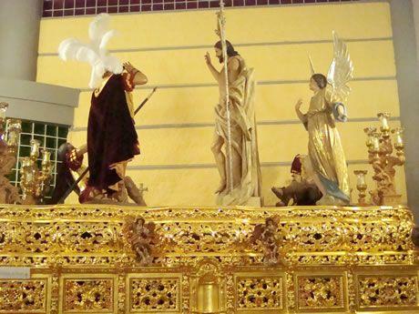 Santísimo Cristo Resucitado de Granada