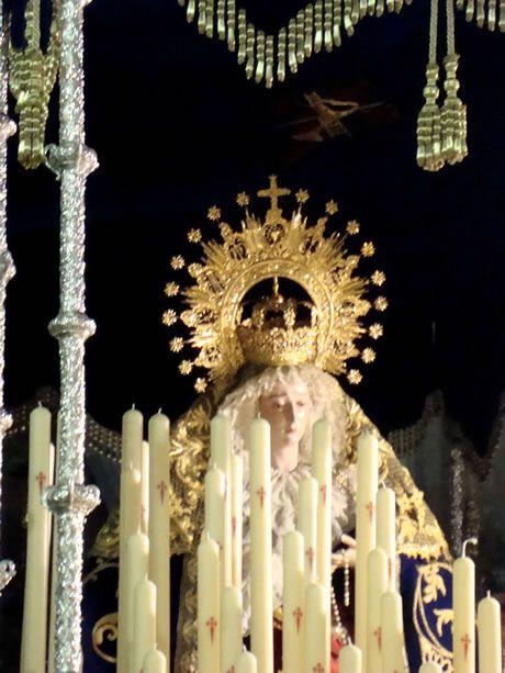 María Santísima de la Amargura - Granada