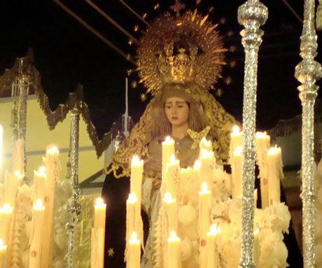 Imagen de María Santísima de la Caridad - Granada
