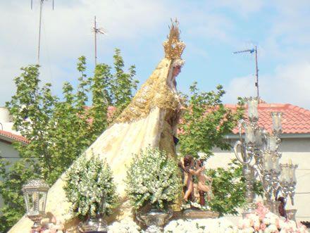 Virgen de la Natividad de Jamilena