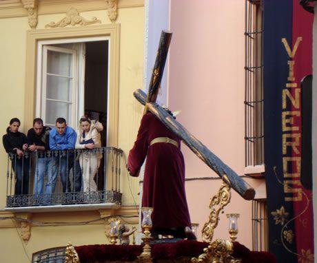 Jesús de Viñeros - Málaga