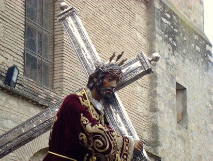 Imagen de Nuestro Padre Jesús - Torredonjimeno