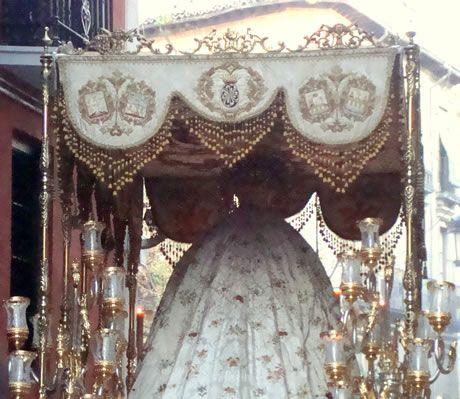 Palio María Santísima de la Victoria - Granada