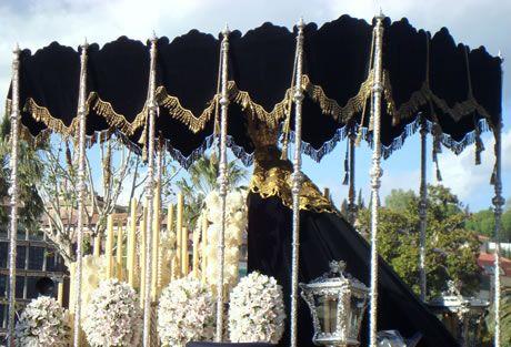 Palio de María Santísima de la Caridad - Granada