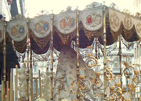 Palio Virgen de la Victoria de Granada