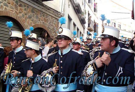 La Banda de Cornetas y Tambores 'La Humildad' - Torreperogil - Acompañando al Santísimo Cristo de la Humildad y Paciencia de Martos