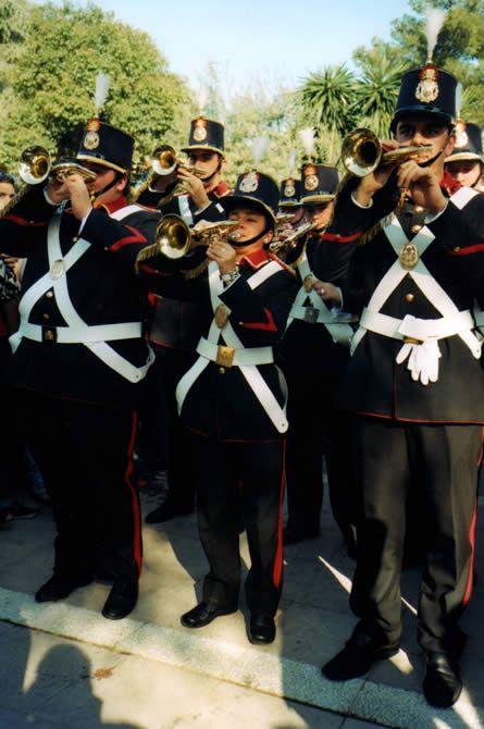 Banda de Cornetas y Tambores Nuestro Padre Jesús de la Humildad - Sevilla
