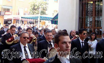 Banda de Música María Santísima del Mayor Dolor - Granada