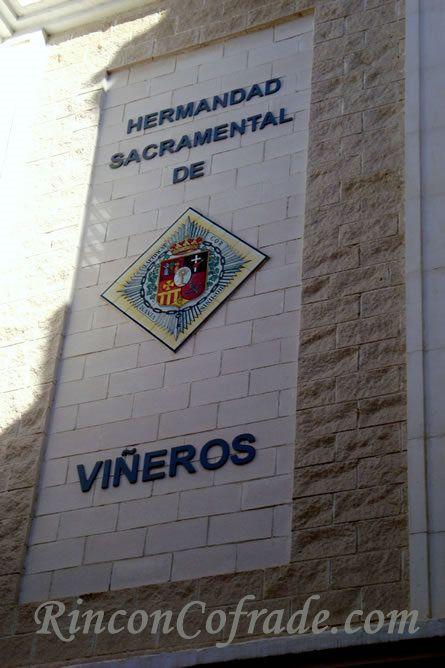 Casa de Hermandad de Viñeros - Málaga