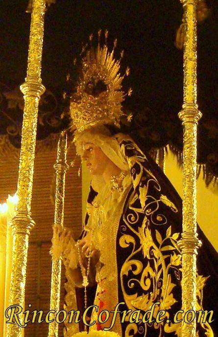 María Santísima de la Fe y el Amor - Torredonjimeno
