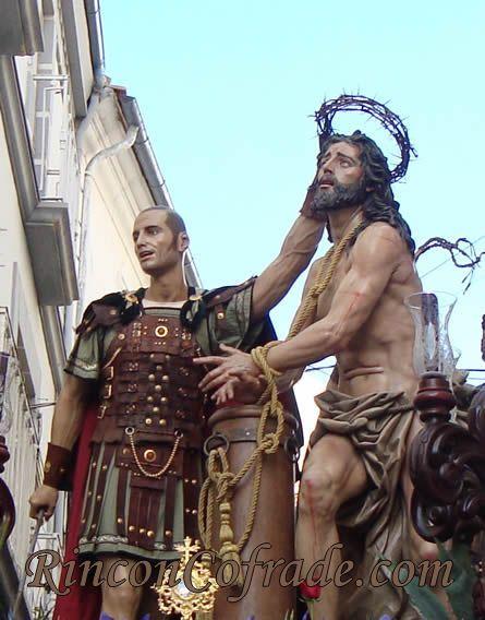 Imagen del Cristo de la Humildad y Paciencia - Martos