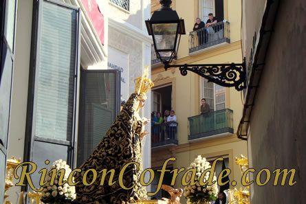 Imagen de Nuestra Señora del Traspaso y Soledad de Viñeros - Málaga