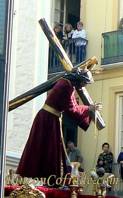 Imagen de Nuestro Padre Jesús de Viñeros de Málaga