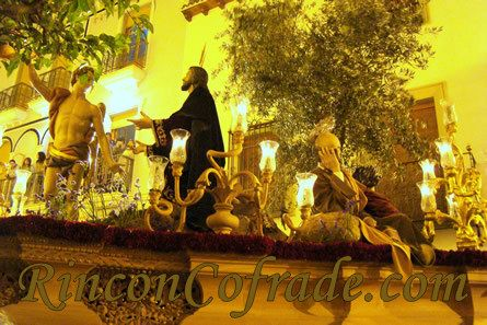 Paso de Nuestro Padre Jesús Orando en el Huerto - Torredonjimeno