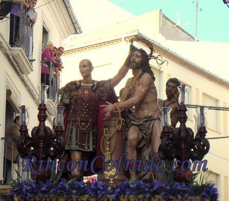 Paso del Santísimo Cristo de la Humildad y Paciencia de Martos