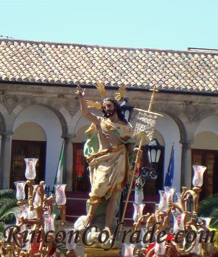 Cristo Resucitado de Torredonjimeno
