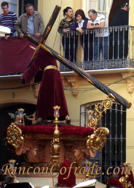 Trono de Jesús de Viñeros - Málaga