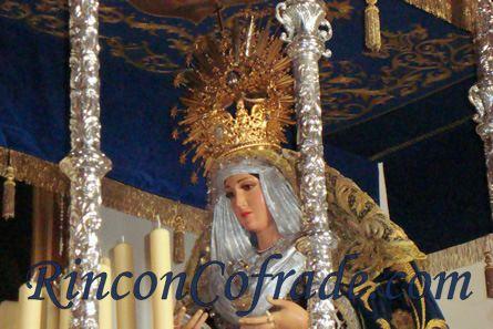 Virgen del Rosario - Torredonjimeno