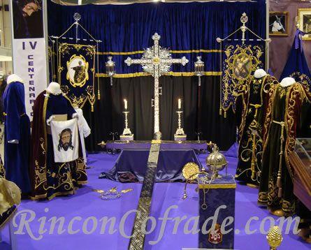 Stand Cofradía de Nuestro Padre Jesús - Villanueva del Arzobispo