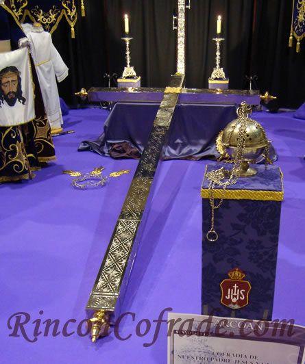 Cruz de Nuestro Padre Jesús de Villanueva del Arzobispo