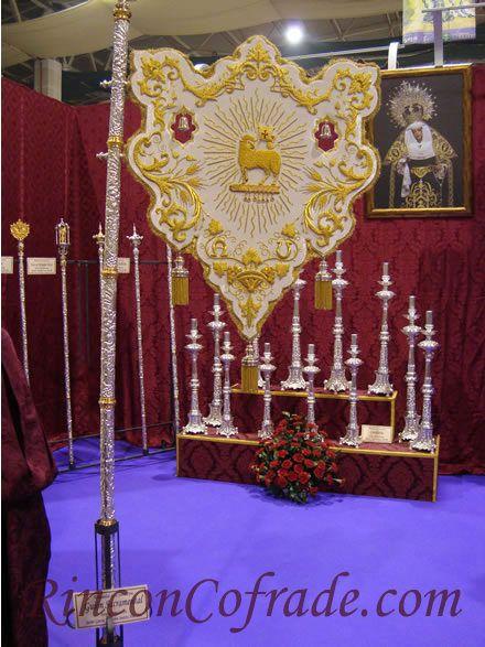 Guión Sacramental de la Hermandad de la Santa Centa de Jaén - Arcoan 2010