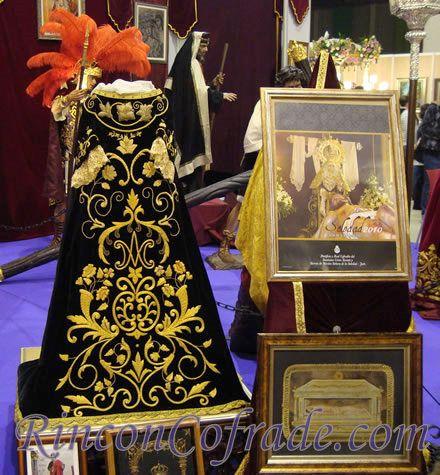Stand Hermandad Cristo Yacente de Jaén - Arcoan 2010