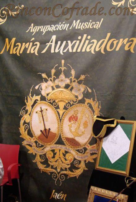 Agrupación Musical María Auxiliadora de Jaén en Arcoan 2010