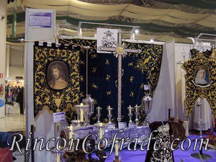 Stand de la Hermandad de Jesús Preso y Nuestra Señora del Rosario de Torredonjimeno - Arcoan 2010