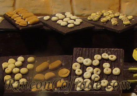 Magnífica representación de dulces en el Belén de Chocolate