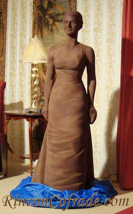 Princesa Letizia en La Casa Real de Chocolate de Galleros Artesanos