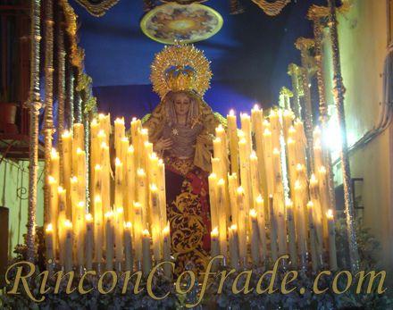 María Santísima de la Estrella - Domingo de Ramon - Jaén
