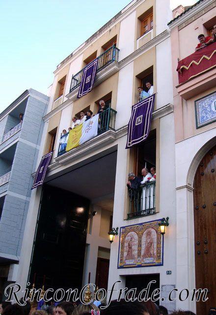 Casa de Hermandad de la Sentencia - Málaga