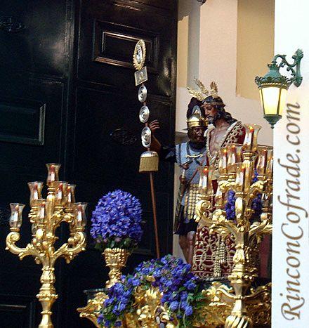 Cristo de la Sentencia - Málaga