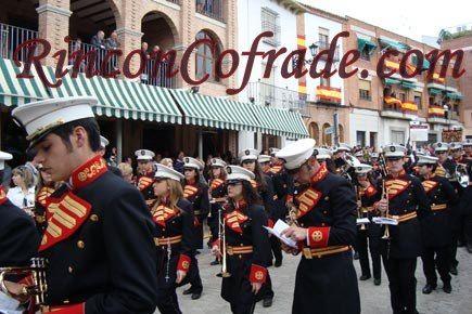 Agrupación Musical Santísimo Cristo del Calvario de Castellar - Jaén