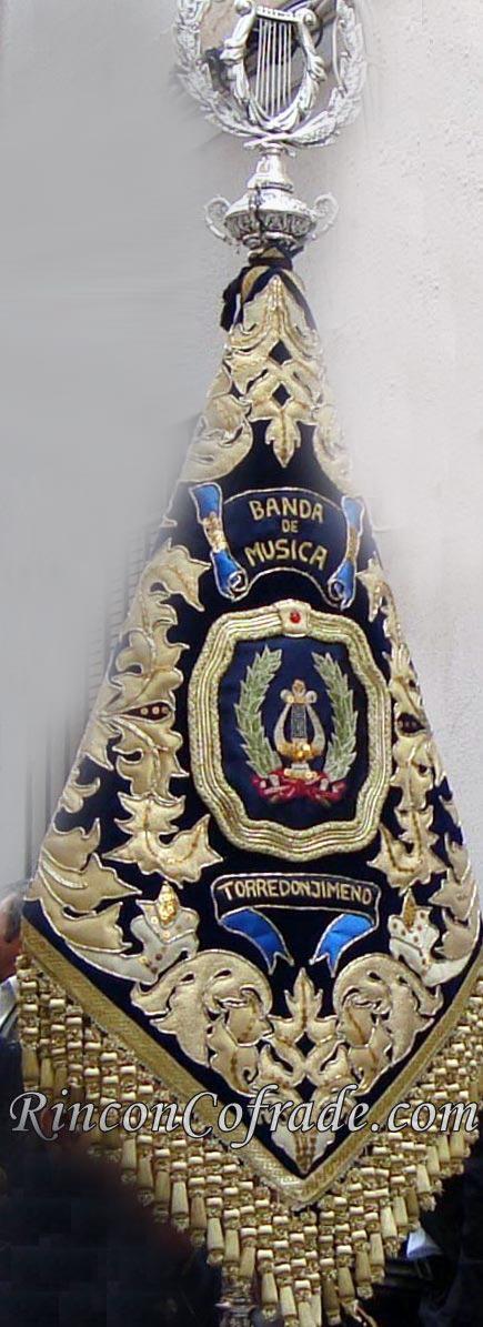 Banda de Música de Torredonjimeno - Banderín