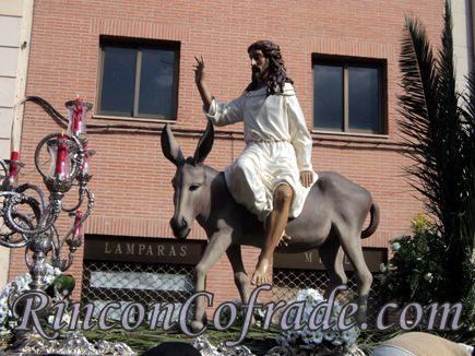 Entrada Triunfal de Jesús en Jerusalén - Alcalá de Henares
