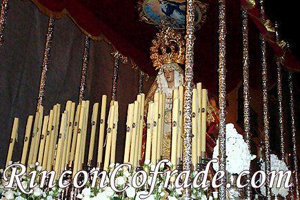 María Santísima de los Desamparados - Jaén