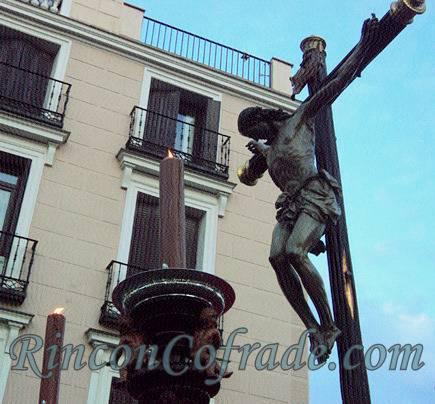 Santo Cristo de la Fe y el Perdón - Madrid